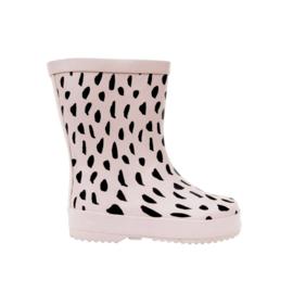 Rain boots pink