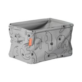 Soft storage, doublesided, grey - DBD