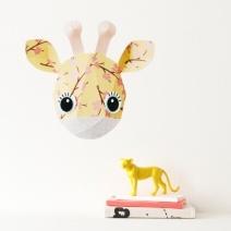 Giraf Met Bloesem Groot