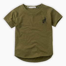 T-Shirt Raglan Cackatoo - Sproet & Sprout