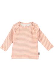 Kidscase - Roman organic NB t-shirt soft orange