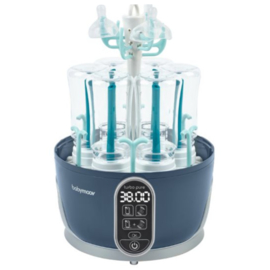 Turbo Pure sterilisator en flessendroger - babymoov