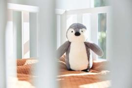Knuffel Pinguïn - Storm Grey - jollein