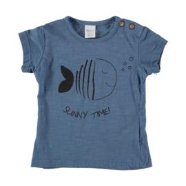 BEANS - ALTEA- Print T-Shirt