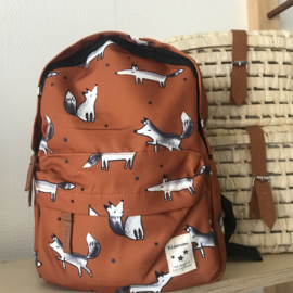 Kidzroom backpack Magic Tales Cogac 31X23X9 cm