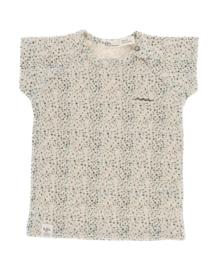 T-Shirt met print blocks - Riffle