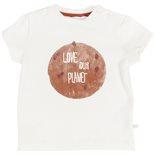 T-Shirt Love Our Planet - BlaBlaBla