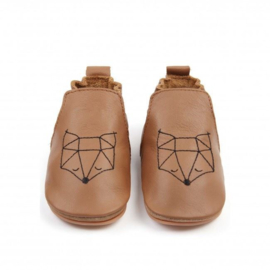 Boumy - DUBI | Cognac Leather / Fox