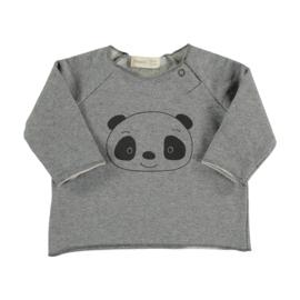 Panda sweatshirt grey - Beans