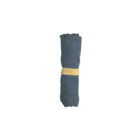 Fabelab - muslin cloth blue spruce