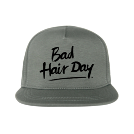 Van Pauline - Cap Bad Hair Day groen