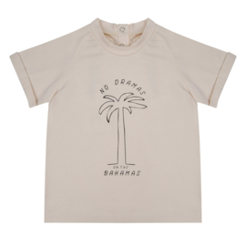 Shirt No Dramas on the Bahamas - Ecru - Little Indians