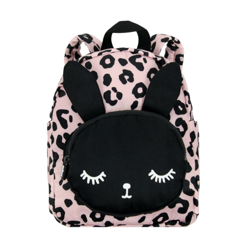Van pauline - BIG Bunny Backpack Pink