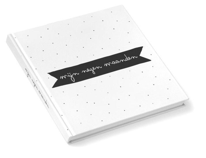 Mijn negen maanden boek