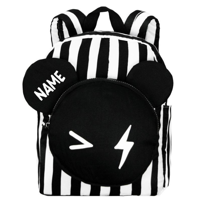 Backpack Bear Stripe Big  - Vanpauline