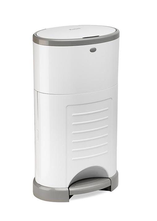 Luieremmer White 16L - Korbell