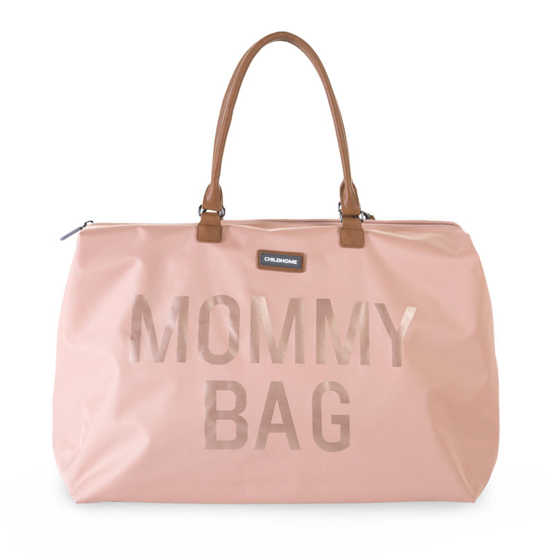 Childhome - MOMMY BAG GROOT PINK