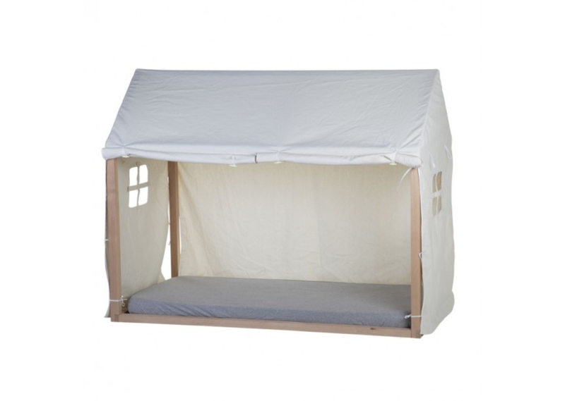 Childhome - TIPI BEDFRAME COVER 90X200 WIT