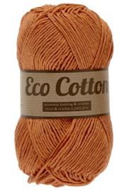 Eco Cotton 847 mandarijn