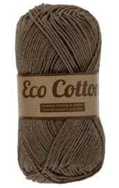 Eco Cotton 110 bruin