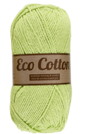 Eco Cotton 071 lime groen