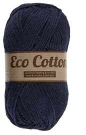 Eco Cotton 890 donkerblauw