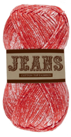 Jeans 06 rood