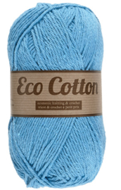 Eco Cotton 040 middenblauw
