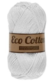 Eco Cotton 005 wit