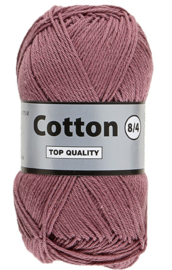 Cotton 8/4 760 mauve