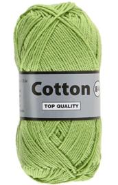 Cotton 8/4 046 appeltjesgroen