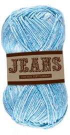 Jeans 07 aqua blauw