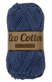 Eco Cotton 890 jeansblauw
