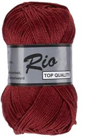 Rio 042 roodbruin