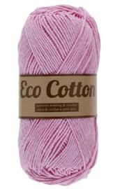 Eco Cotton 712 roze