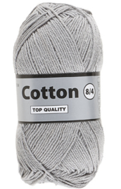 Cotton 8/4 038 grijs