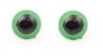 Veiligheidsogen groen 12 mm (per stuk)