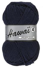 Hawaï 4  890 marineblauw
