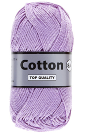 Cotton 8/4 740 lila