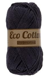 Eco Cotton 892 donker jeansblauw