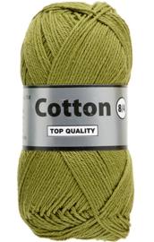 Cotton 8/4 380 olijfgroen