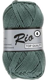 Rio Nr 4 458 donker zeegroen