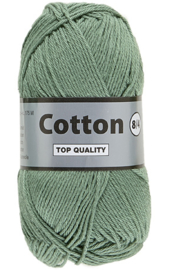 Cotton 8/4 375 zacht donkergroen