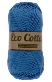 Eco Cotton 039 middenblauw
