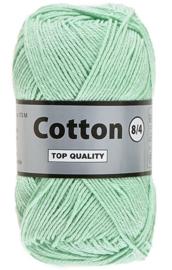 Cotton 8/4 841 lichtgroen