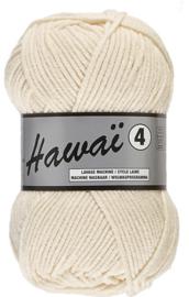 Hawaï 4 016 gebroken wit