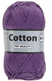 Cotton 8/4 849 midden paars