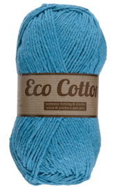 Eco Cotton 459 blauw