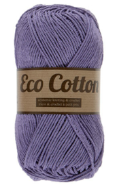 Eco Cotton 735 paars