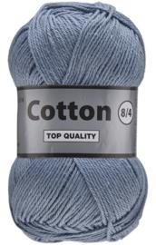 Cotton 8/4 839 blauwgrijs